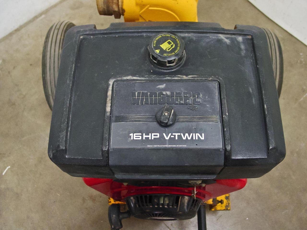 Teel 3P653 16 HP Trash Water Liquid Pump Vanguard Motor ...