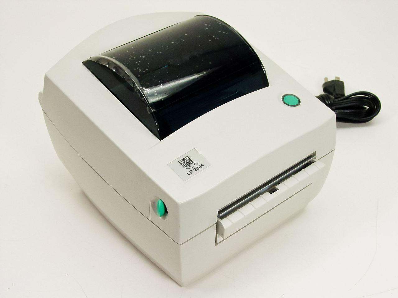 zebra lp2844 printer driver mac