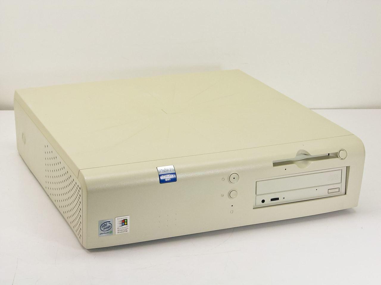 Dell Optiplex GX1 PIII 450MHz, 128MB RAM, Desktop PC ...