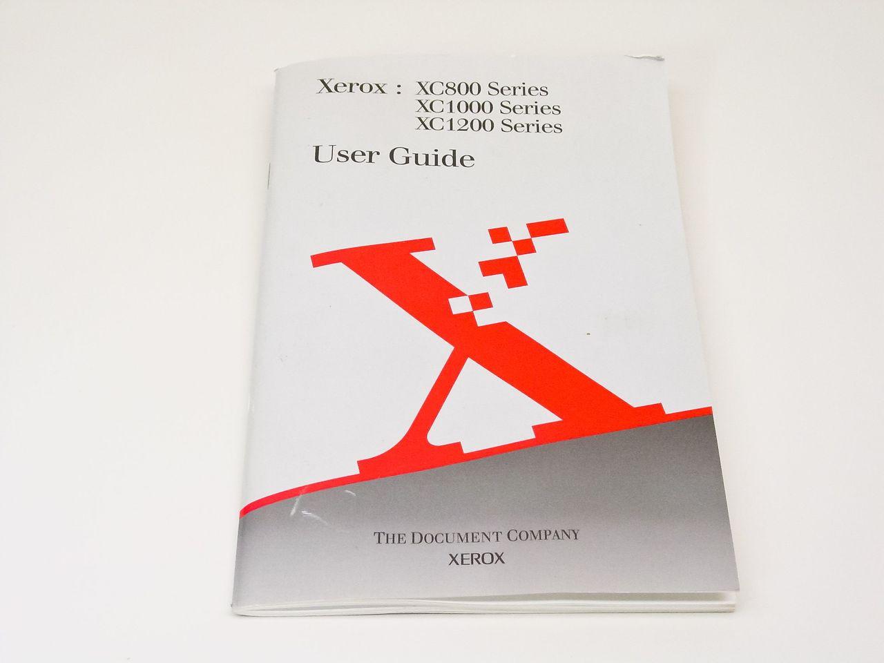 xerox xc830 manual product user guide instruction u2022 rh repairmanualonline today Xerox Printer Repair Scan Repair