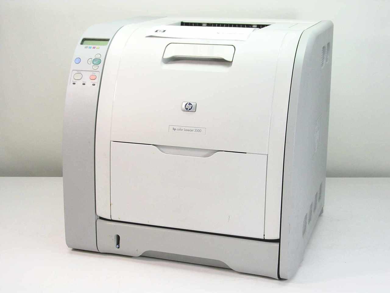 Hewlett Packard Q1319A Color LaserJet 3500 ...