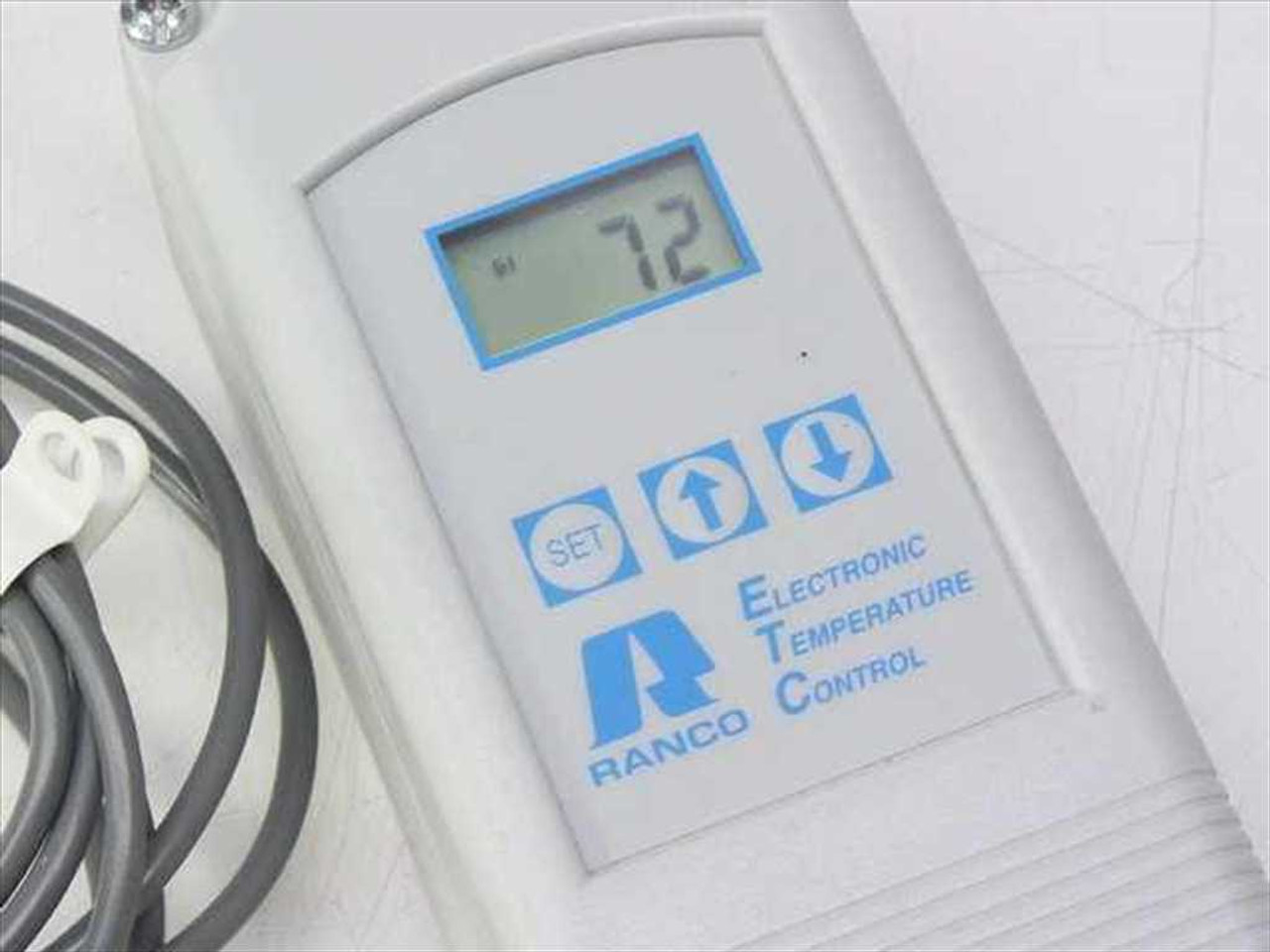 Ranco Etc 111000 000 Electronic Temperature Control Controllers Controller