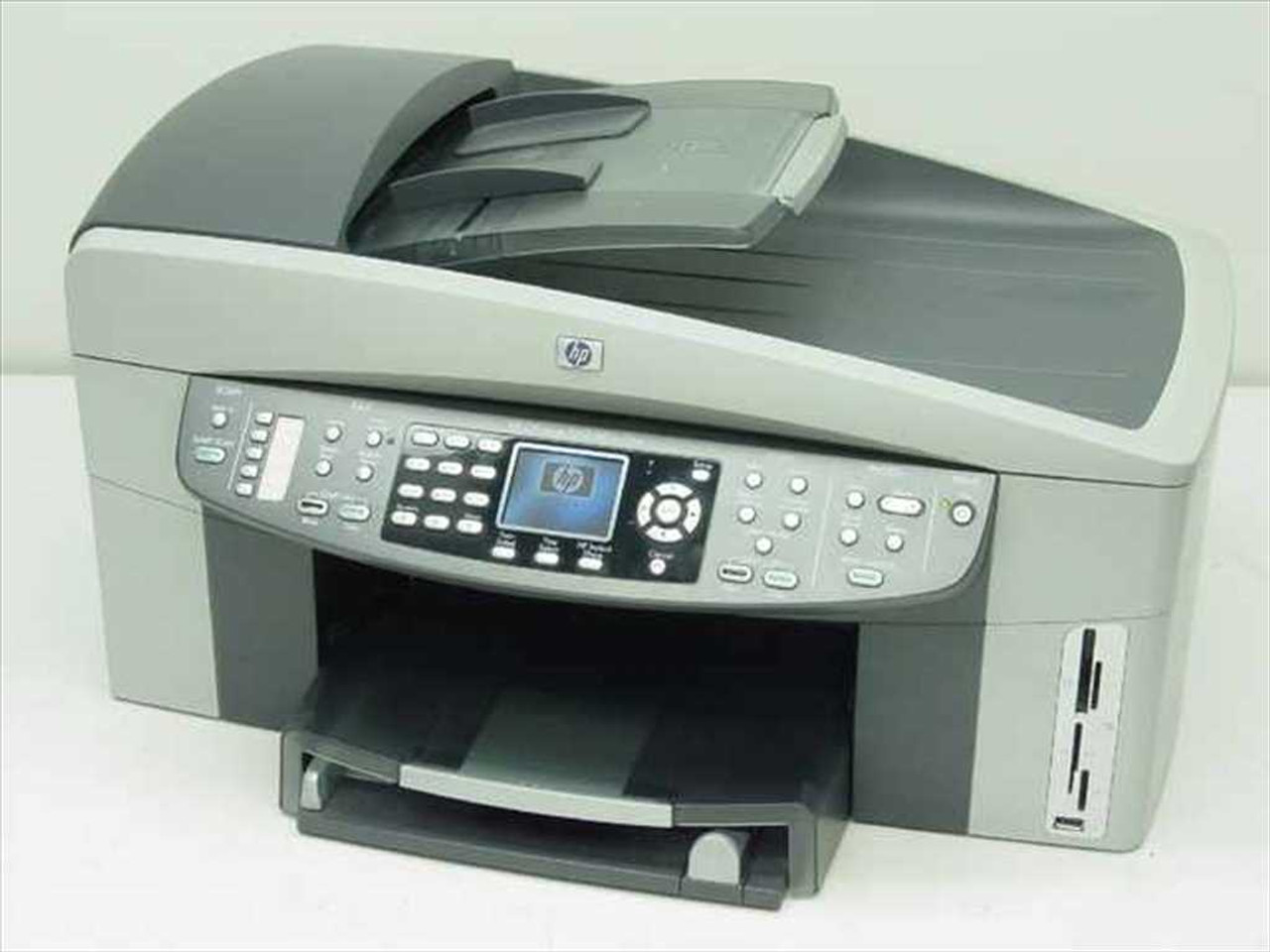 hewlett packard q3461a hp officejet 7310 all in one printer scanner rh recycledgoods com Power Supply for HP 7300 HP 7300 Printer Installation