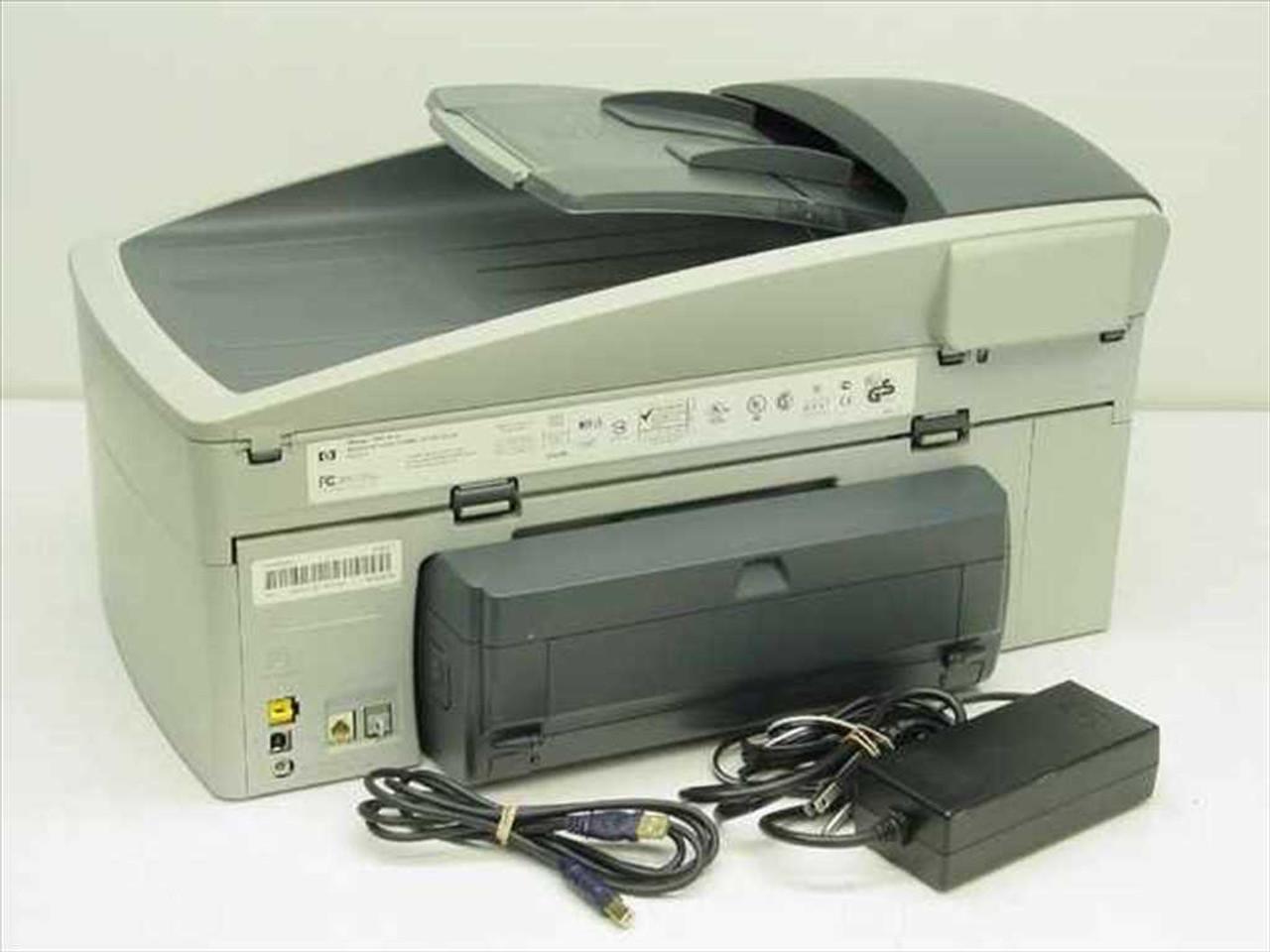 ... Hewlett Packard Q3461A HP OfficeJet 7310 All-in-One Printer Scanner  w/Fee ...