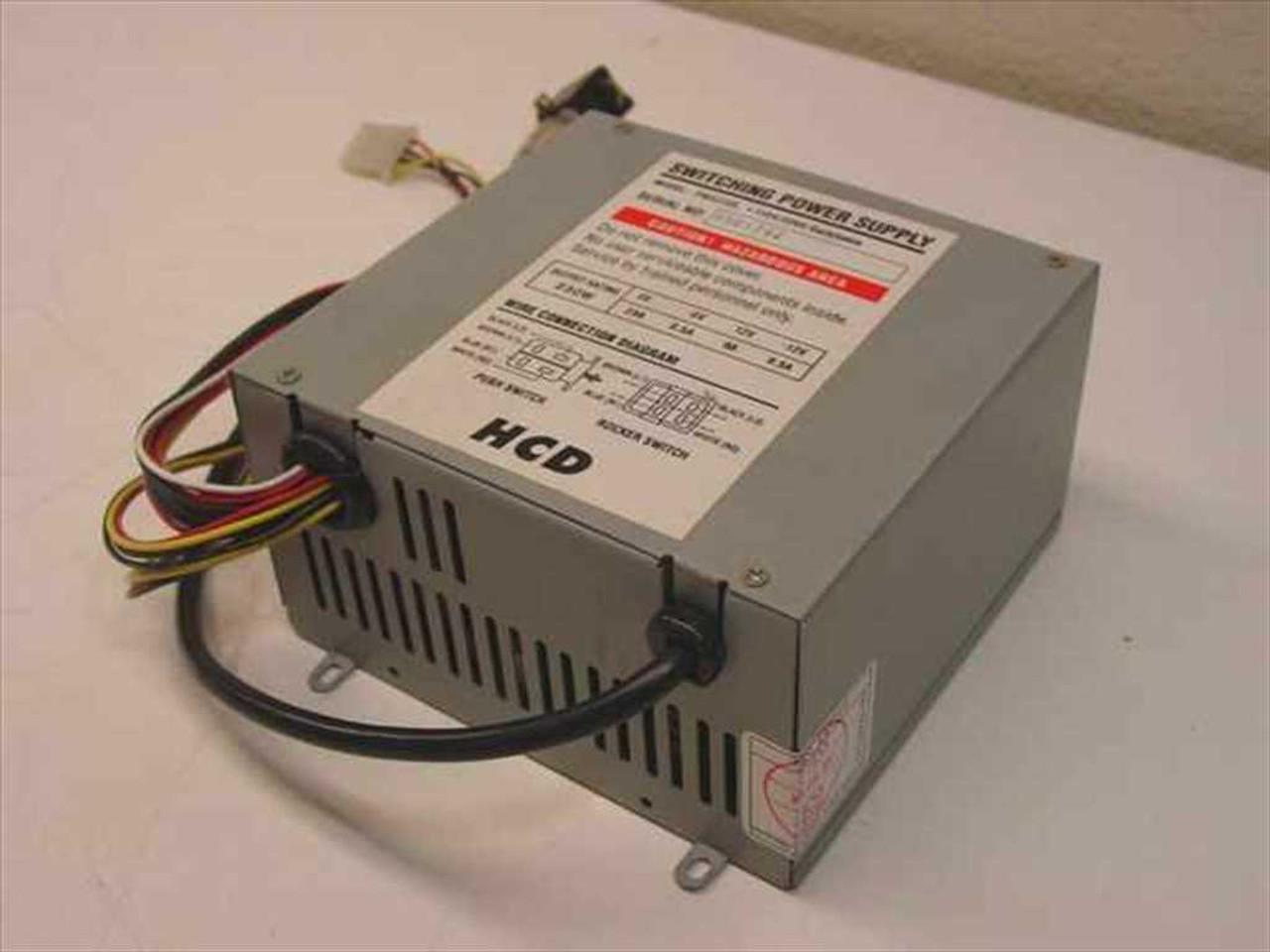 Hcd Pws230l Switching Power Supply 230 Watt 2