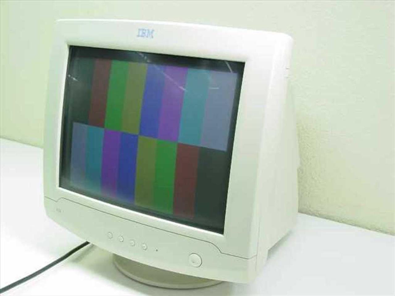 """IBM E54 15"""" SVGA Monitor ..."""