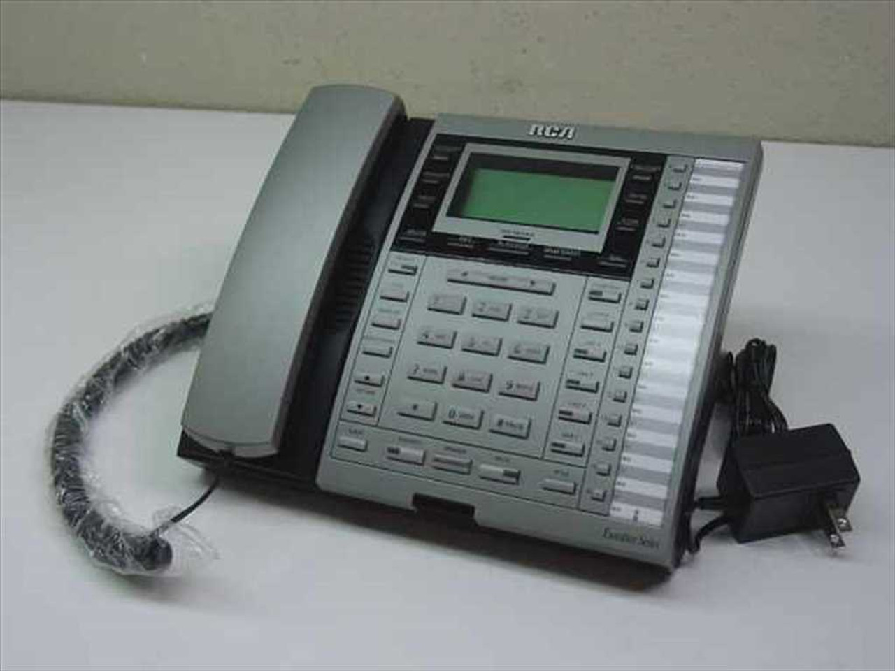 rca 25415re3 a executive series 4 line home office phone rh recycledgoods com