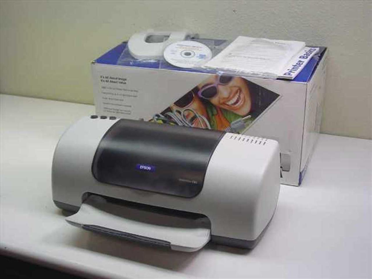Epson Stylus C60 Printer Drivers