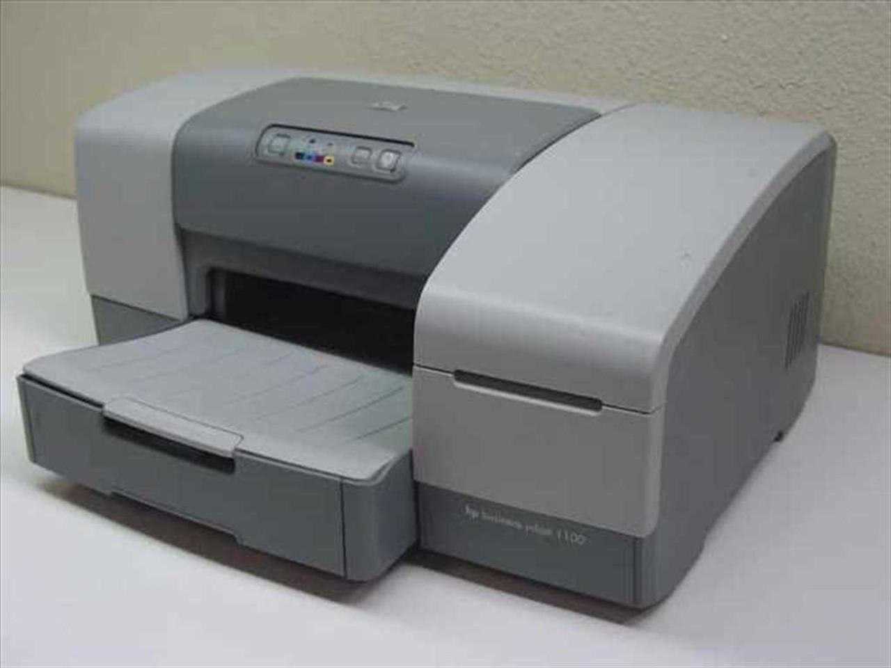 Hp C8124a Business Inkjet 1100 Laserjet 1100a Service Manual