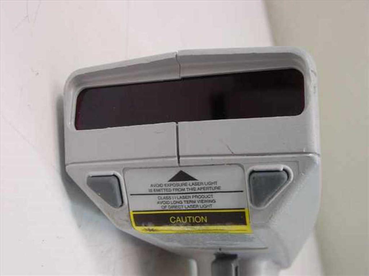 Symbol Ls 2080mx 1200a Barcode Scanner Gun Serial Interface
