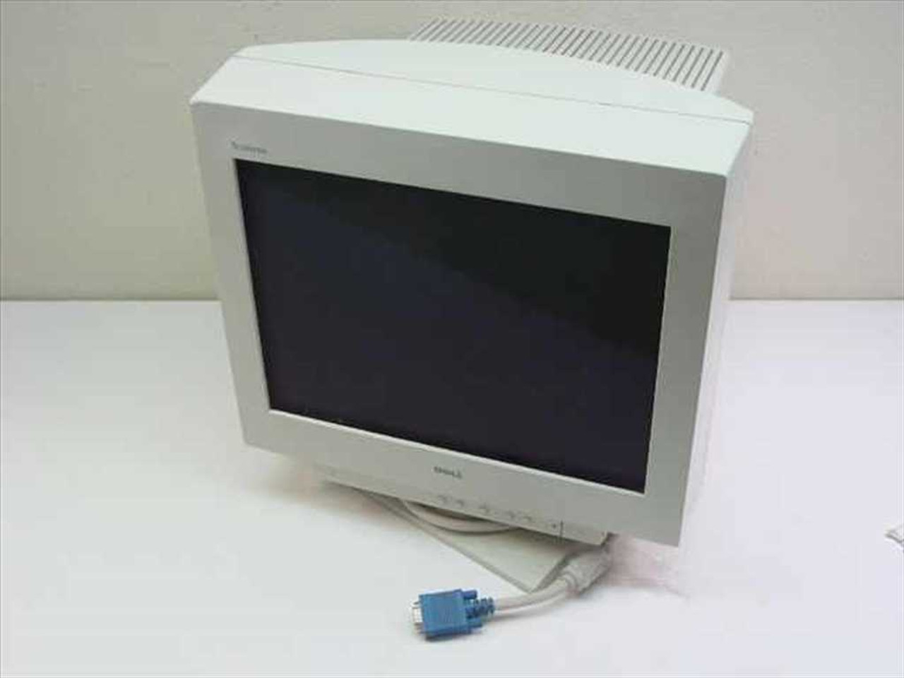 Dell p780 17 flat screen monitor ultra scan white recycledgoods dell p780 17 flat screen monitor ultra scan reheart Gallery