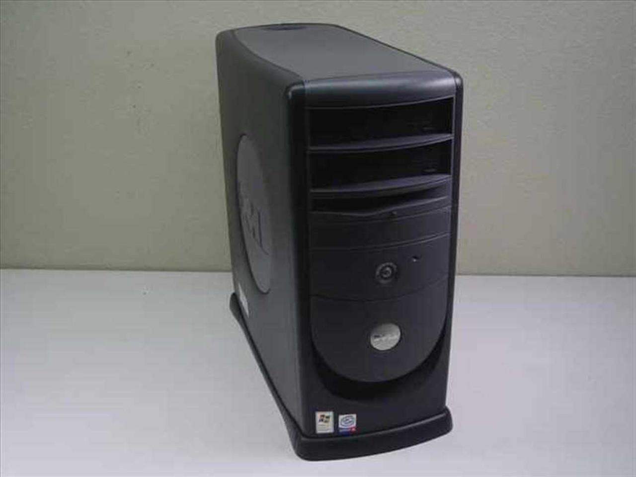 Dell Dimension 8200 Pentium 4 2.0 GHz Tower Computer ...