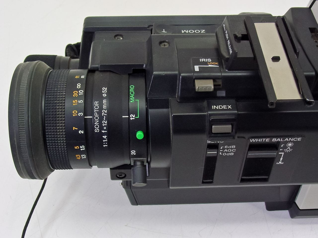 Sony Gcs 1 Superbetamovie Dc9 6v Camcorder Parts Only Cabinet Diagram And List For Camcorderparts Model