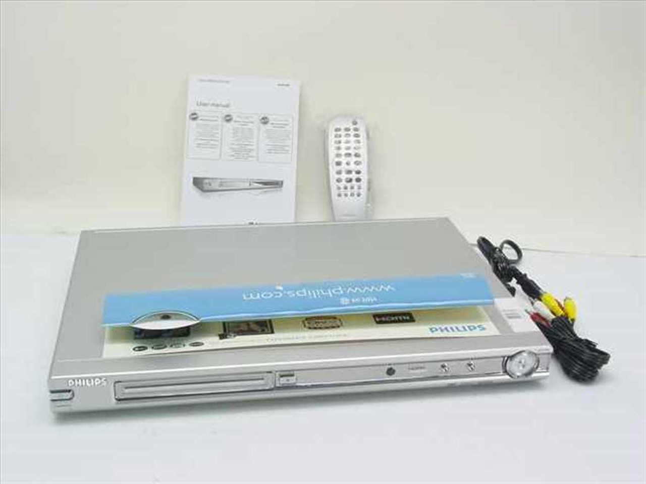 Philips DVP5900/37 DVD Player Drivers for PC