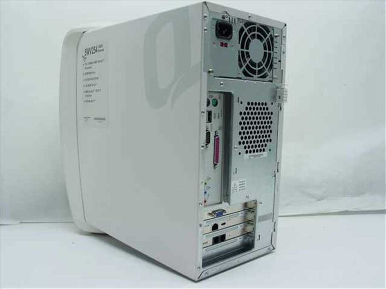 Compaq 5wv254 Presario 5000 Series Pc Tower Wiring Diagram