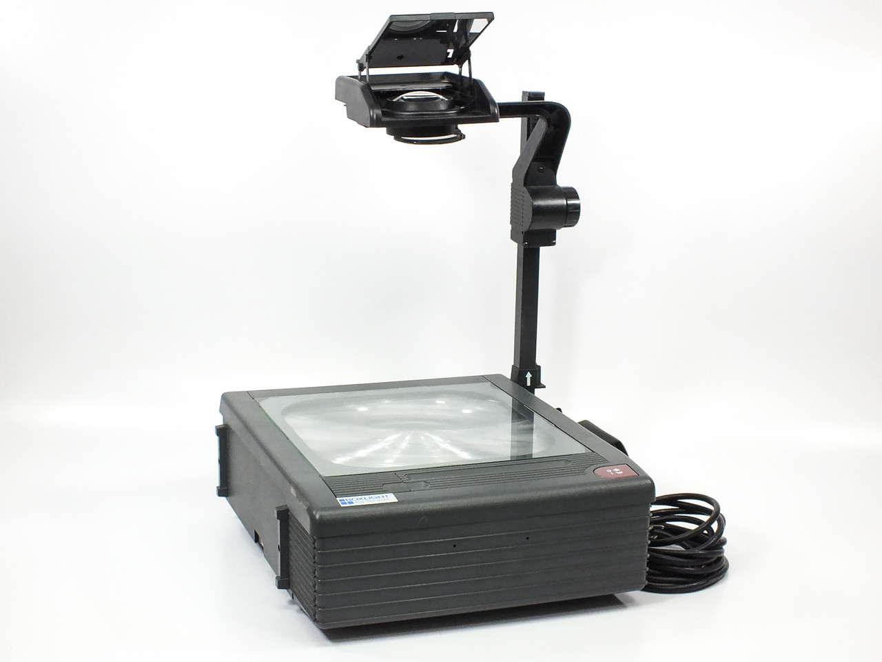 3m 9000ajj 9700 Overhead Transparency Projector With Lamp Made In 22155 W Stereo Power Amplifier Circuit Based On Ba5417 The Usa