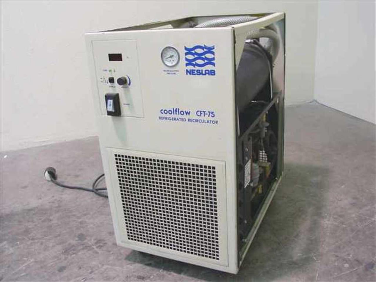 Neslab CFT-75 Coolflow Chiller 5C-30C Recirculating ...