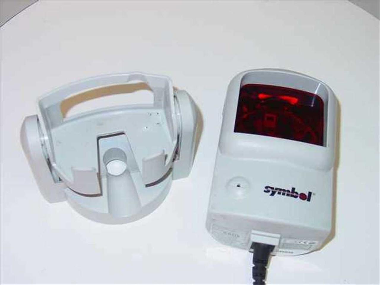 Symbol Ls 9100 400ba Handheld Barcode Scanner Cracked Case