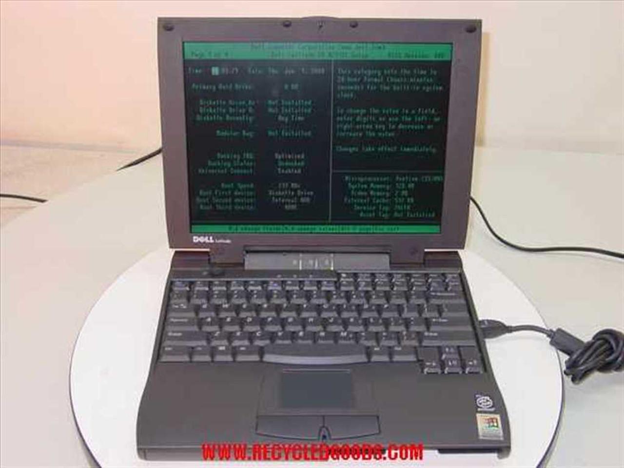 Dell Latitude CP/CPi System Driver