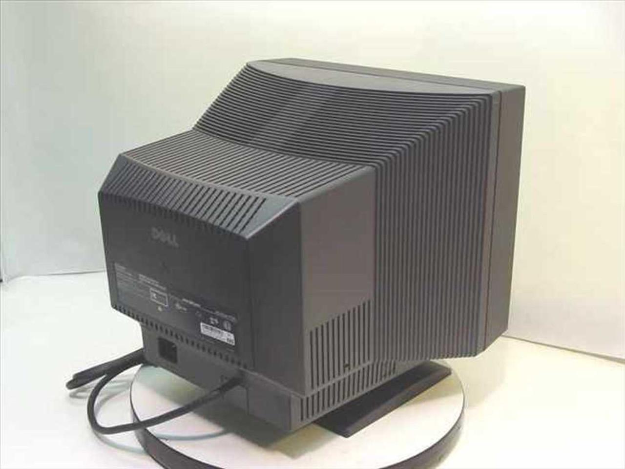 "... Dell P780 17"" Flat Screen UltraScan Trinitron ..."