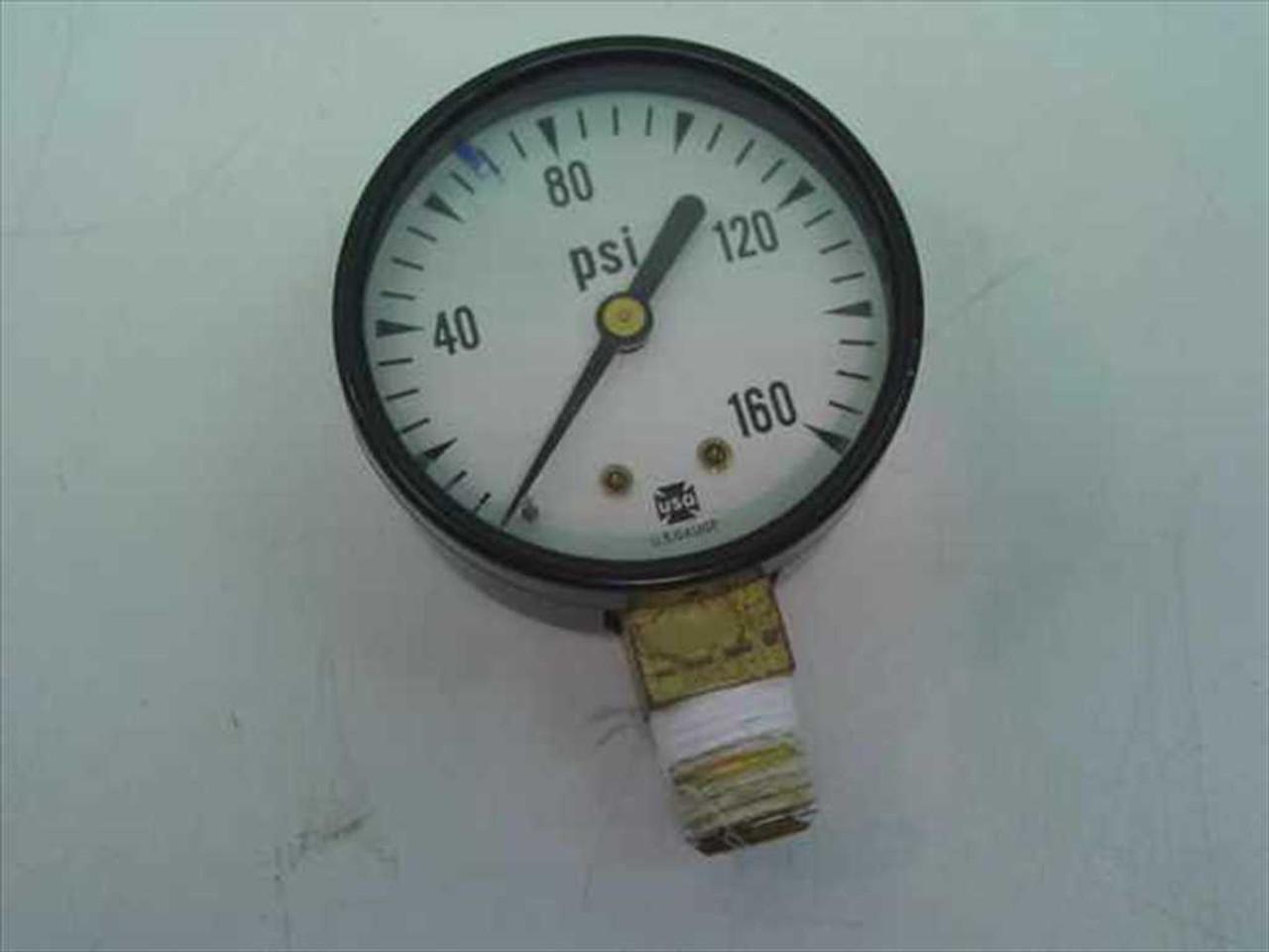 USG P500 US Gauge Pressure Gauge   RecycledGoods.com