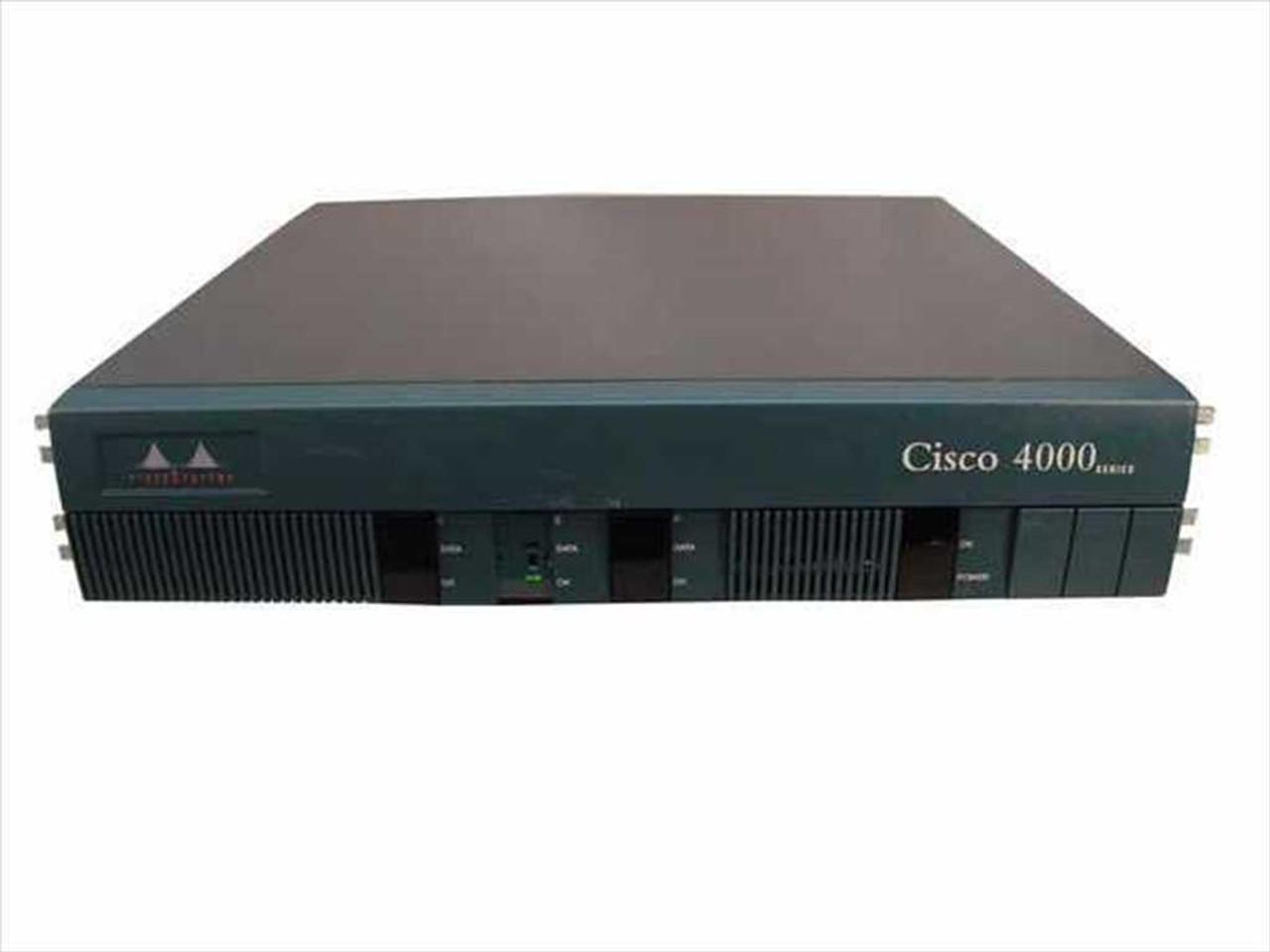 cisco offices studio oa ac. Cisco C4500 4000 Series Router Chassis W/2 Modules \u0026 AC Offices Studio Oa Ac