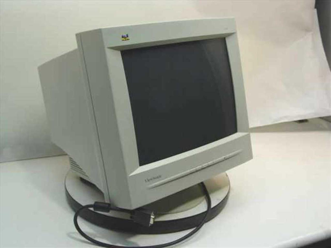 Viewsonic E771 17 Crt Monitor Svga Cable Vcdts21445 28