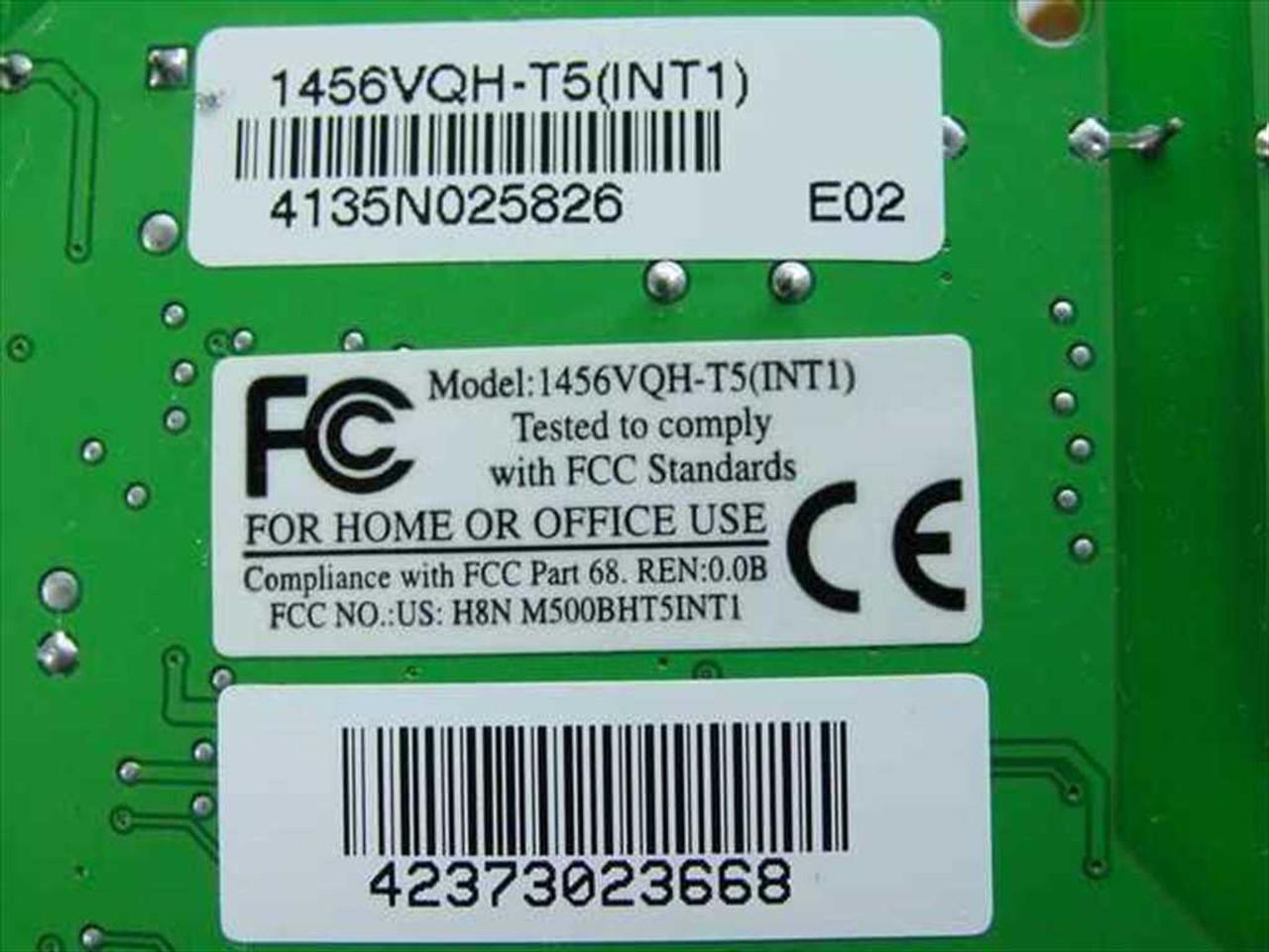 Dynalink 56K Smart PCI Modem (1456VQH-T5) Drivers Download (2019)