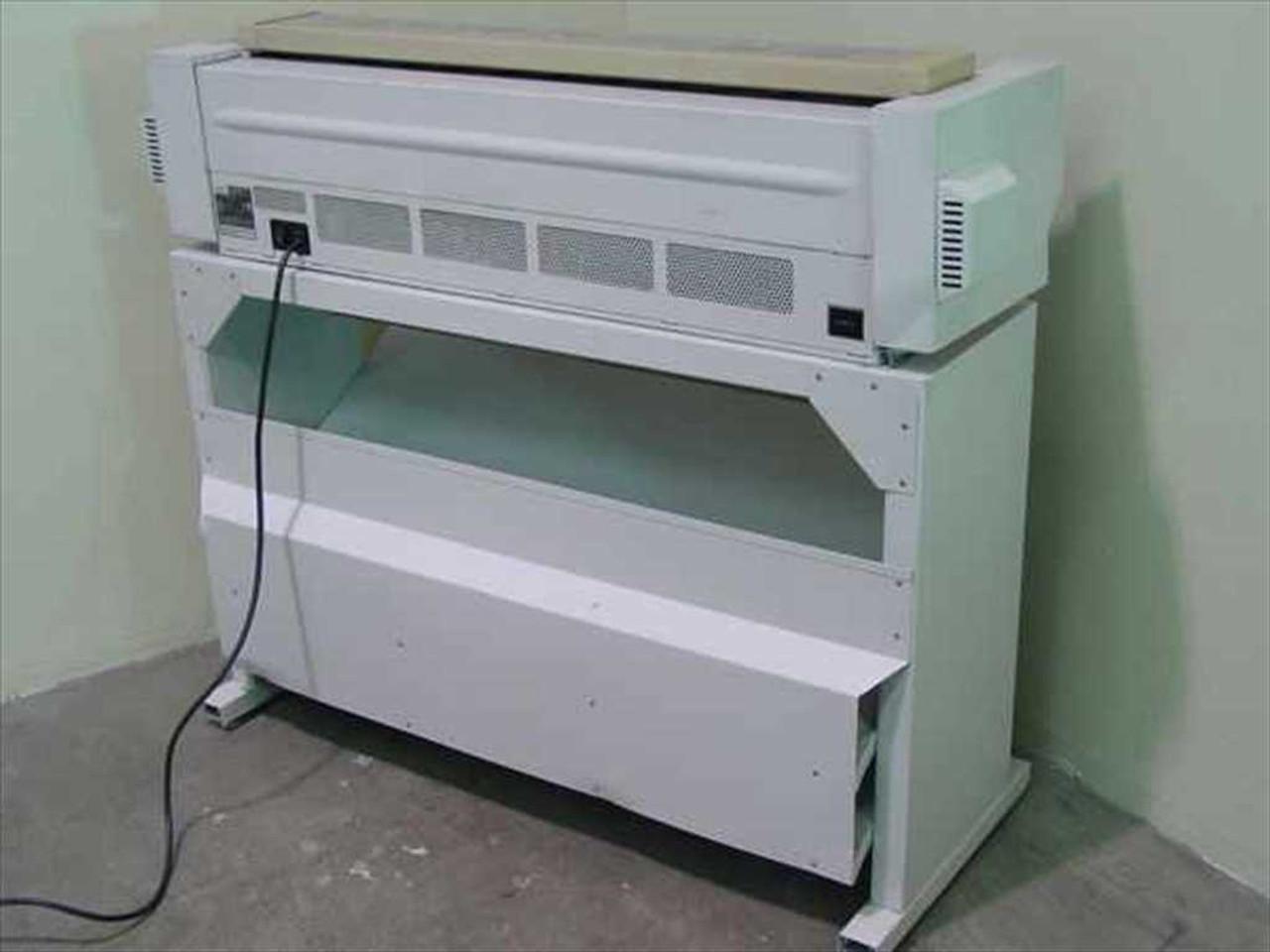 ... Xerox 2510 Xerox 2510 Engineering Copier w/Manual- Parts ...