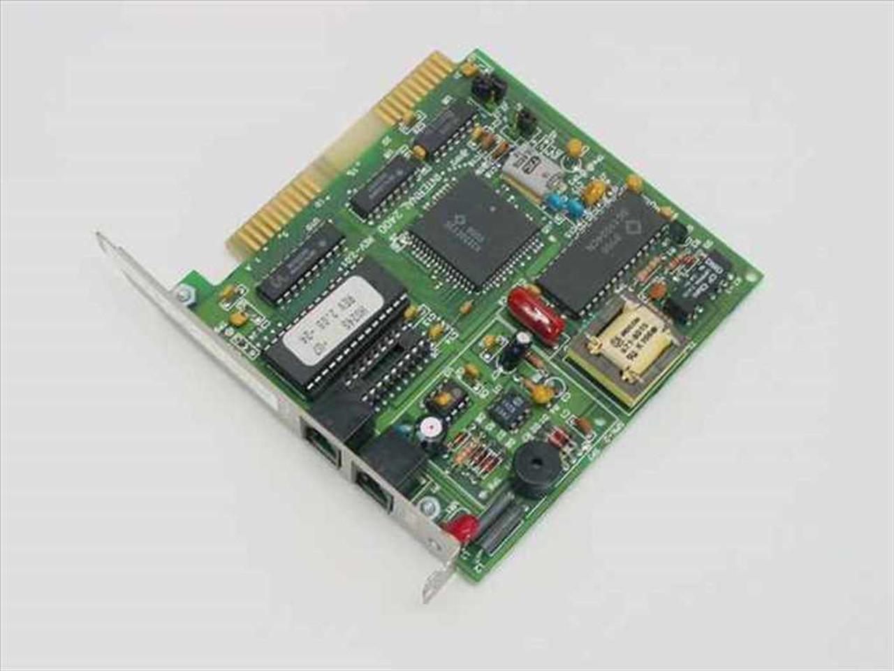 KLH HU24S 8 Bit ISA 2400 Baud Internal Modem