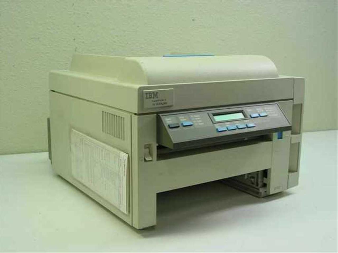 IBM 4029-020 Lexmark Laser Printer 6 - Parts Unit ...