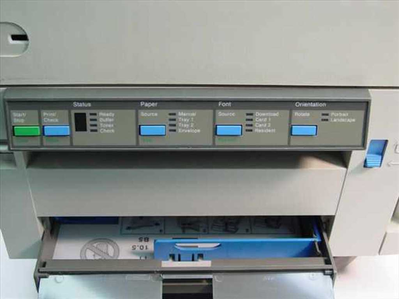 ... IBM 4019 Laser Printer