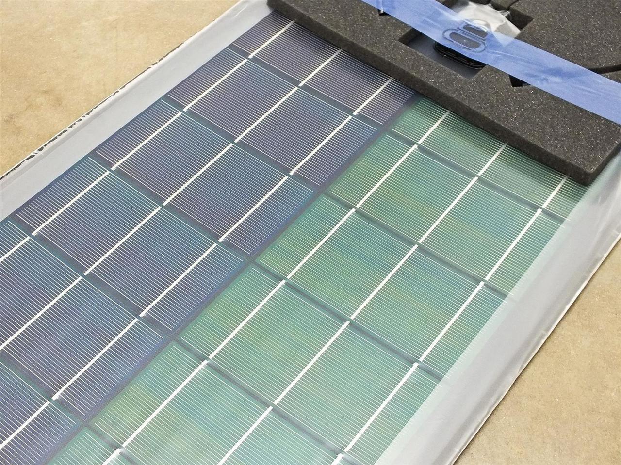 Global Solar Powerflex 2 Bipv 90 Watt 12 Volt Flexible