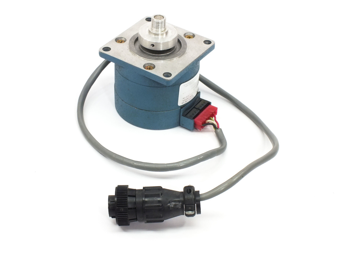 Superior electric m061 cs02 slo syn synchronous stepping for Slo syn stepper motor