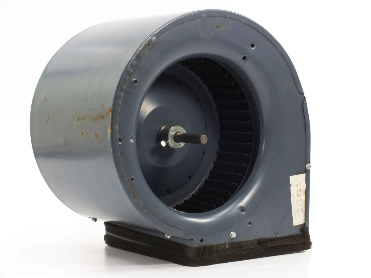 Ge 5kcp39fg motor 1 4 hp 1625 rpm 115vac 4a with squirrel for Ge commercial motors 5kcp39fg