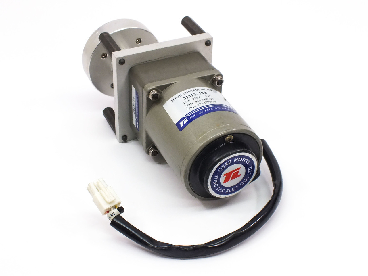 Tung lee electrical m315 402 variable speed ac motor for How to make a variable speed motor