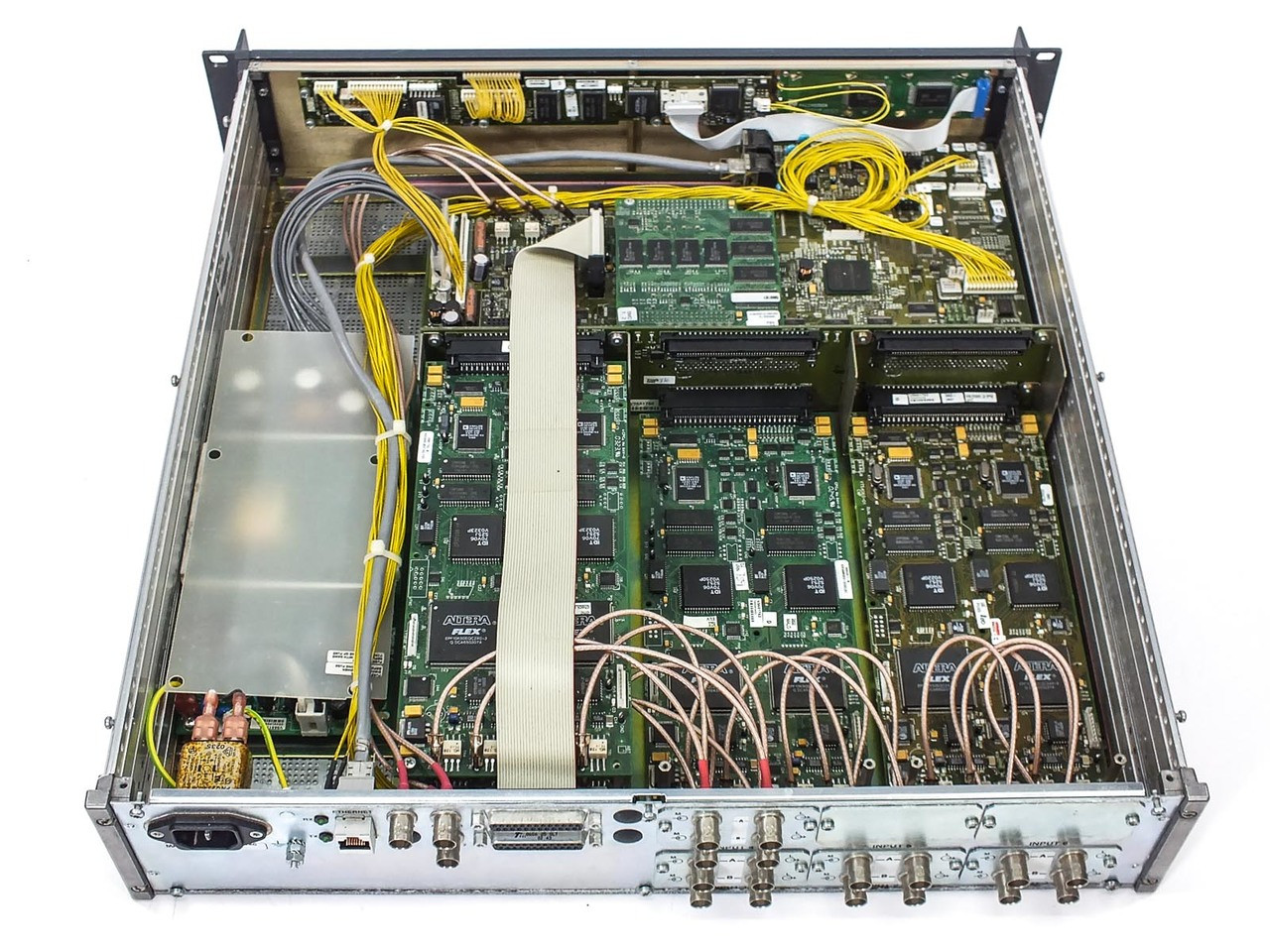 Mpeg2 transport stream encoder-5652
