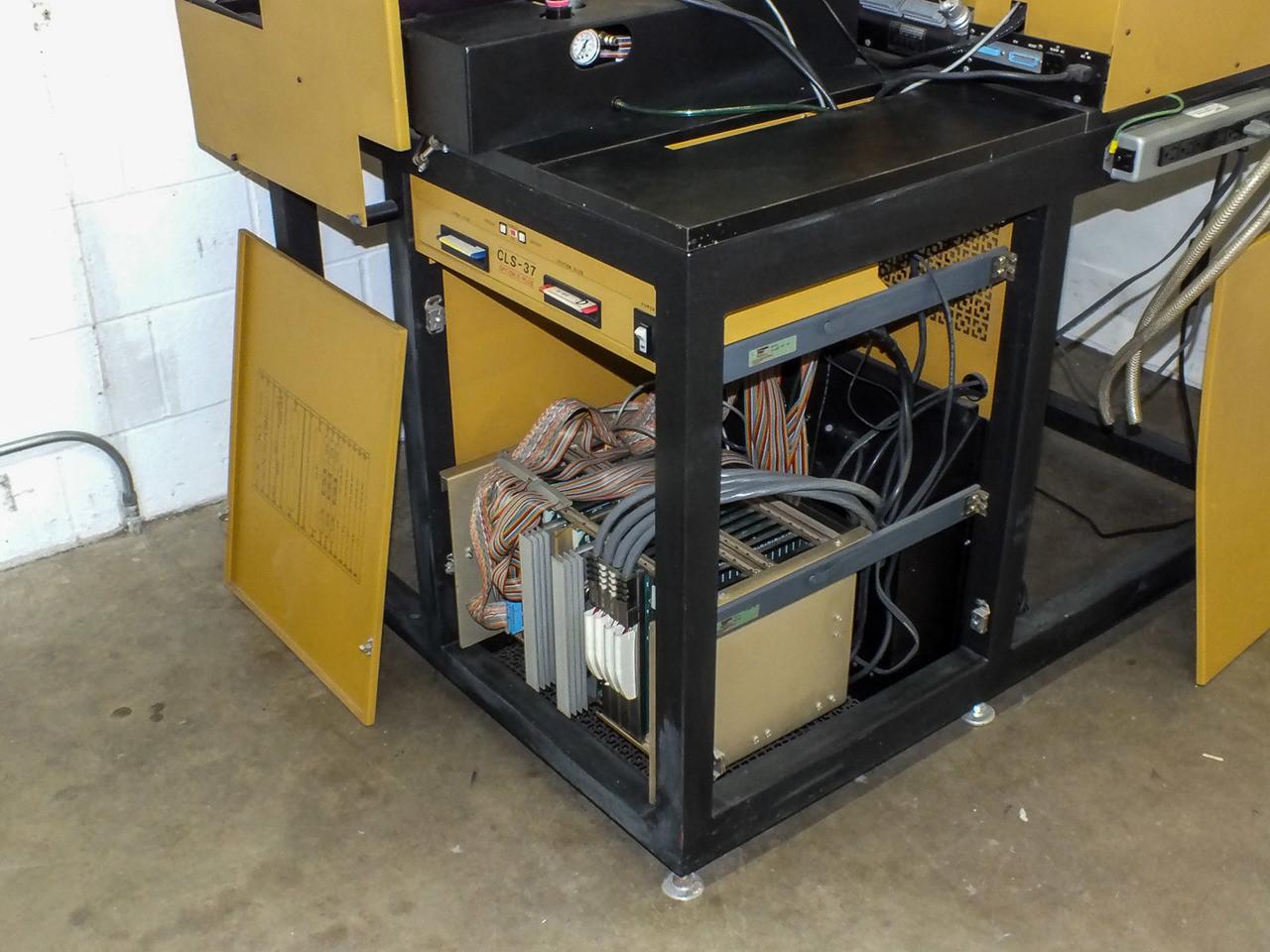 Chicago Laser Systems Cls 37s Laser Trimmer