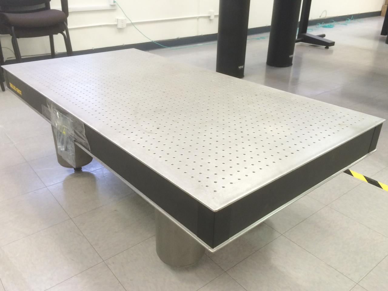 Melles Griot 59 Quot X 29 5 Quot Optical Table Anti Vibration