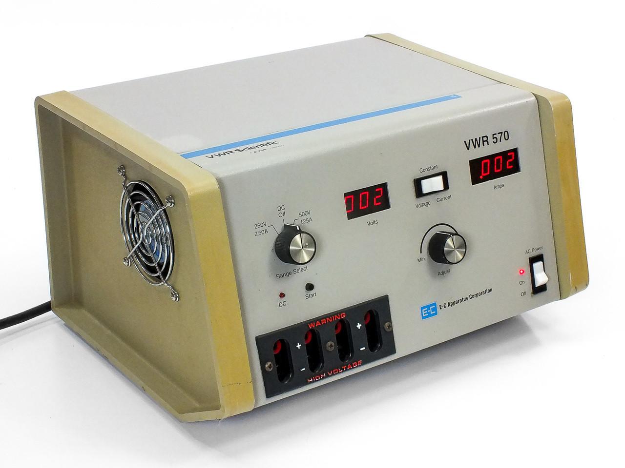 VWR Scientific 570 DC Power Supply | RecycledGoods.com