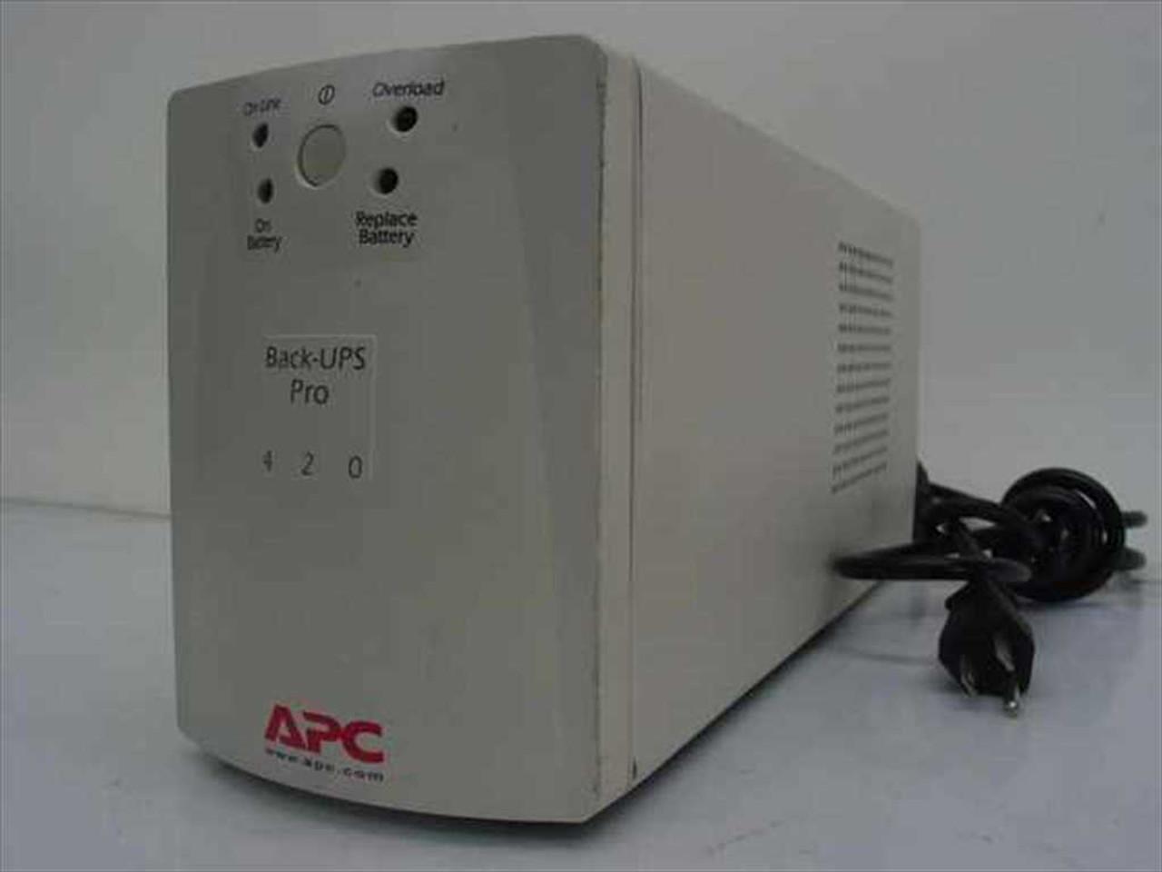 Apc Bp1000 Wiring Diagram Library Ups Panel 420 Va Back Pro Power Backup Bp420s No