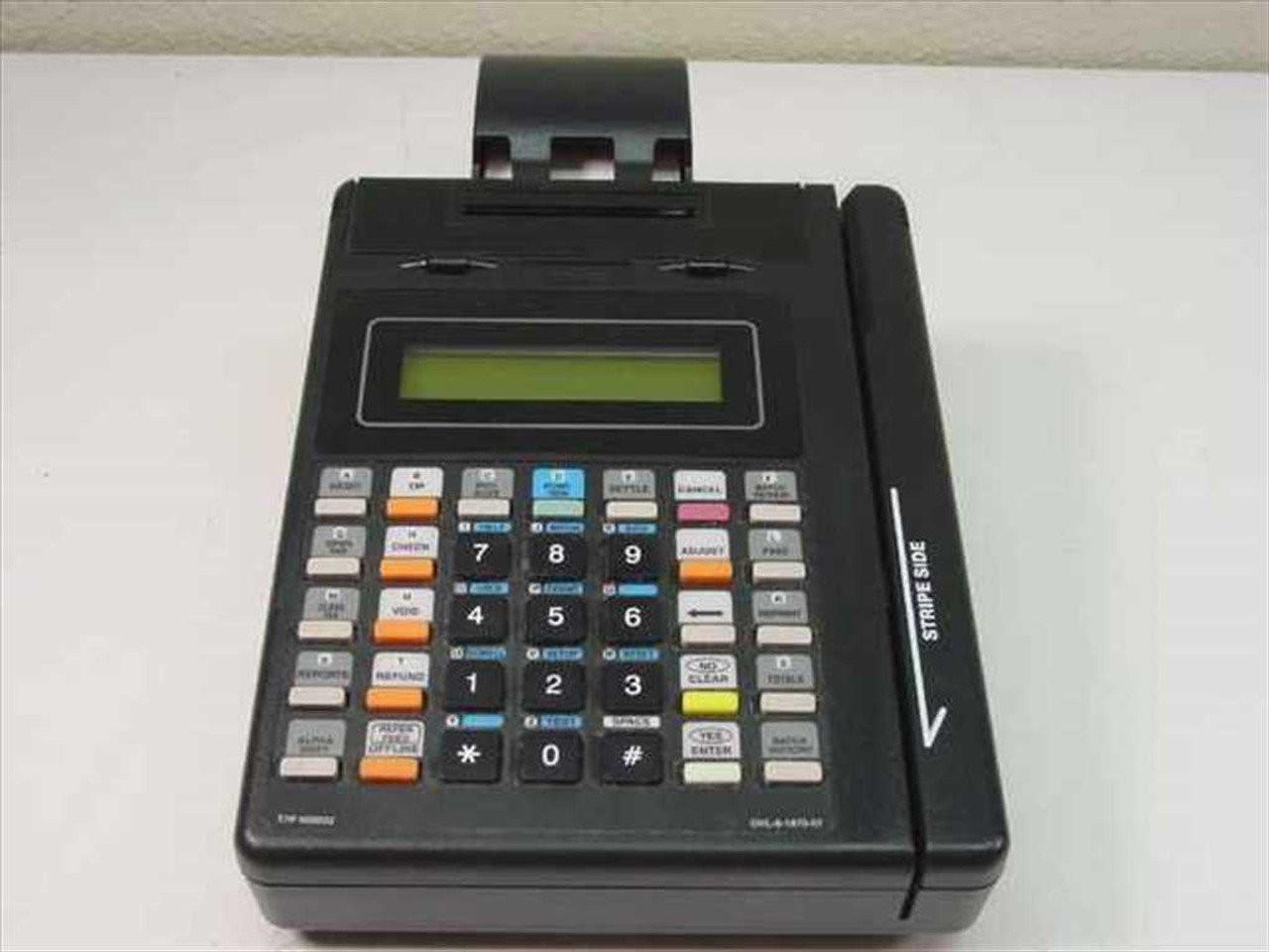 Hypercom Credit Card Terminal with Printer - 010004-192 G (T7P-T) ...