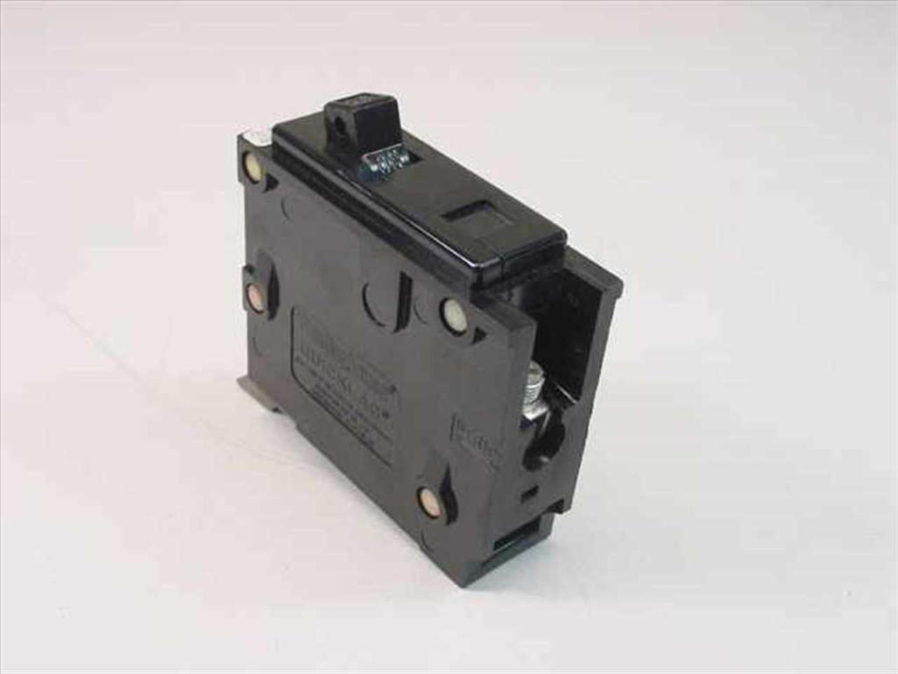 Westinghouse MJ-1588 Type BA 1 Pole 15 Amp Circuit Breaker ...