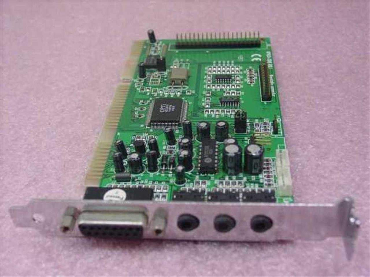 OPTI Sound Card 82C931 Treiber Herunterladen