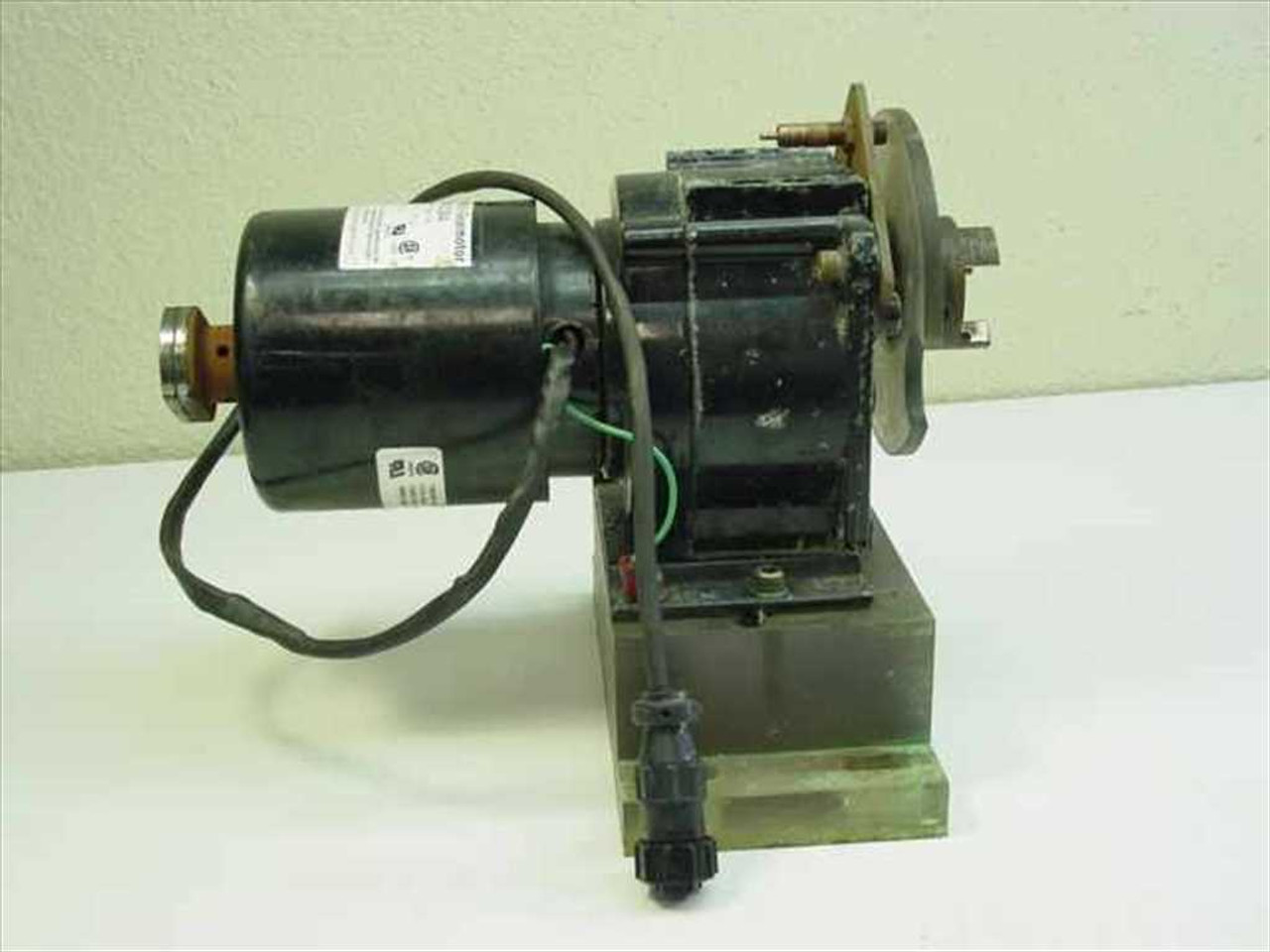 dayton 3m328a shaded pole 115 volt ac gear motor 13 5 rpm