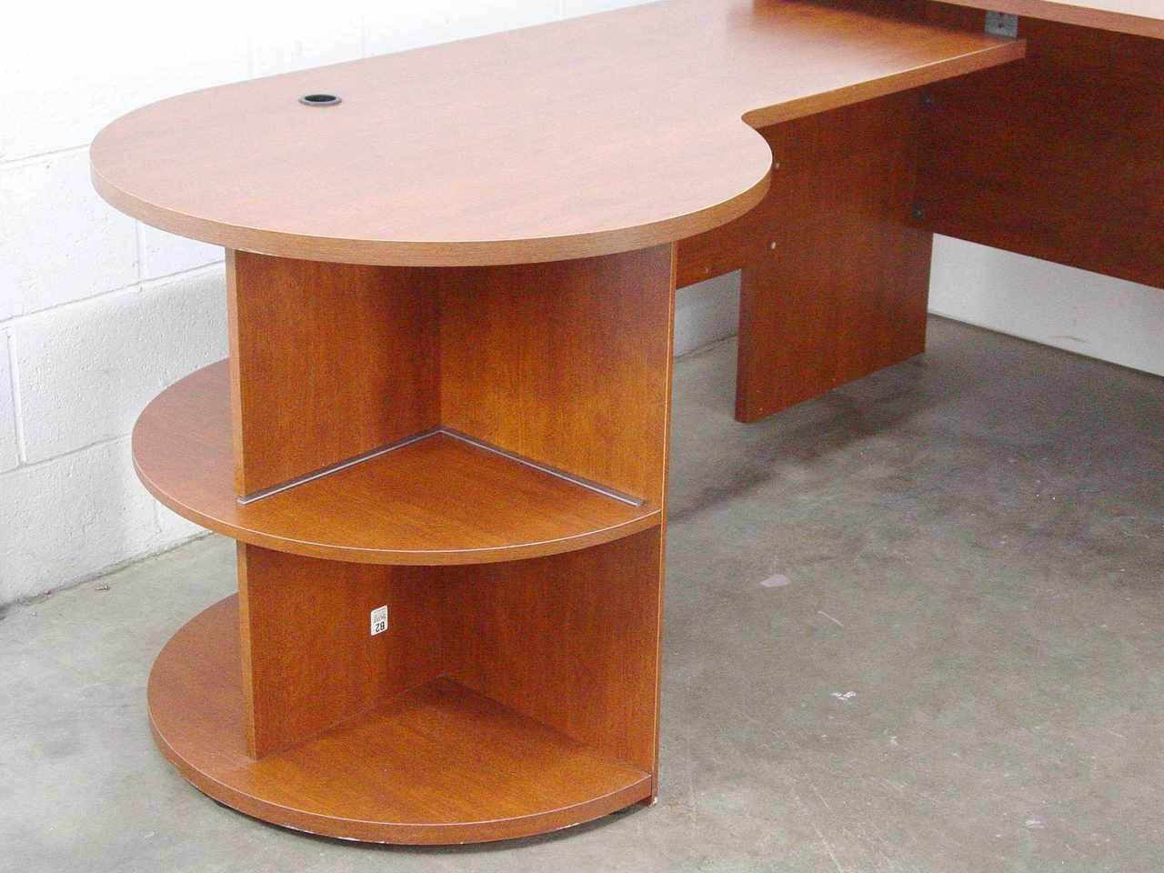 Sauder Woodworking 3 Drawer Computer Desk W Return Recycledgoods Com