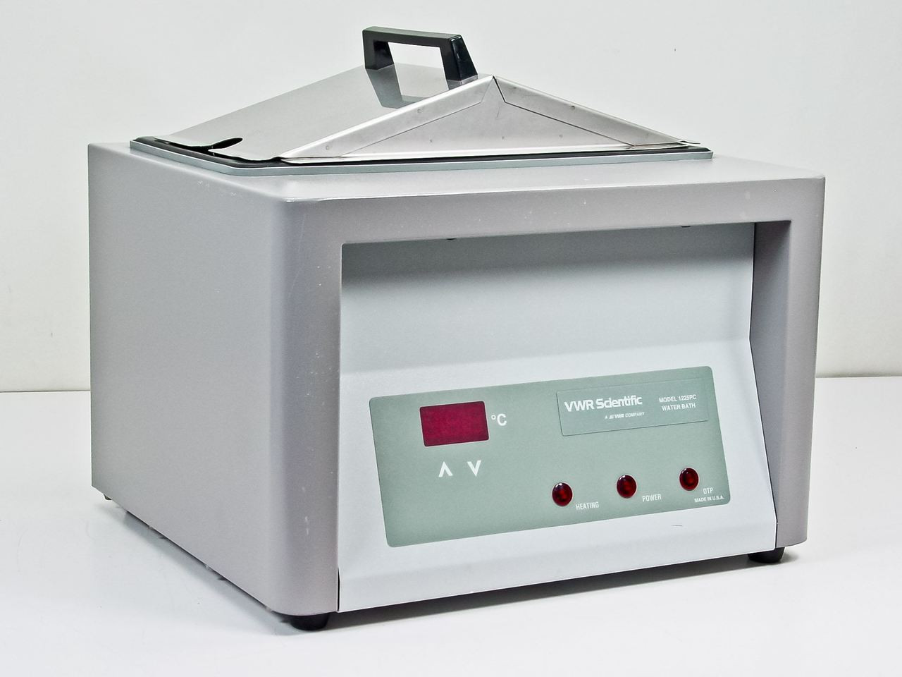 VWR Scientific 1225PC Water Bath with Secondary Part ...