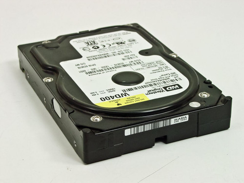 """Western Digital WD400_40GB 3.5"""" SATA HDD"""