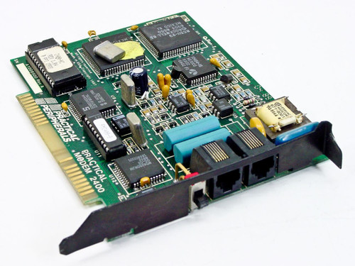 Practical Peripherals Pocket Modem ISA (2400)