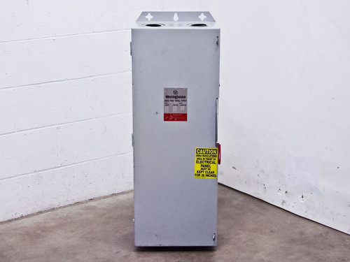 Westinghouse 200 Amp 600 Volt Heavy Duty Safety Switch Disconnect (HFN364)